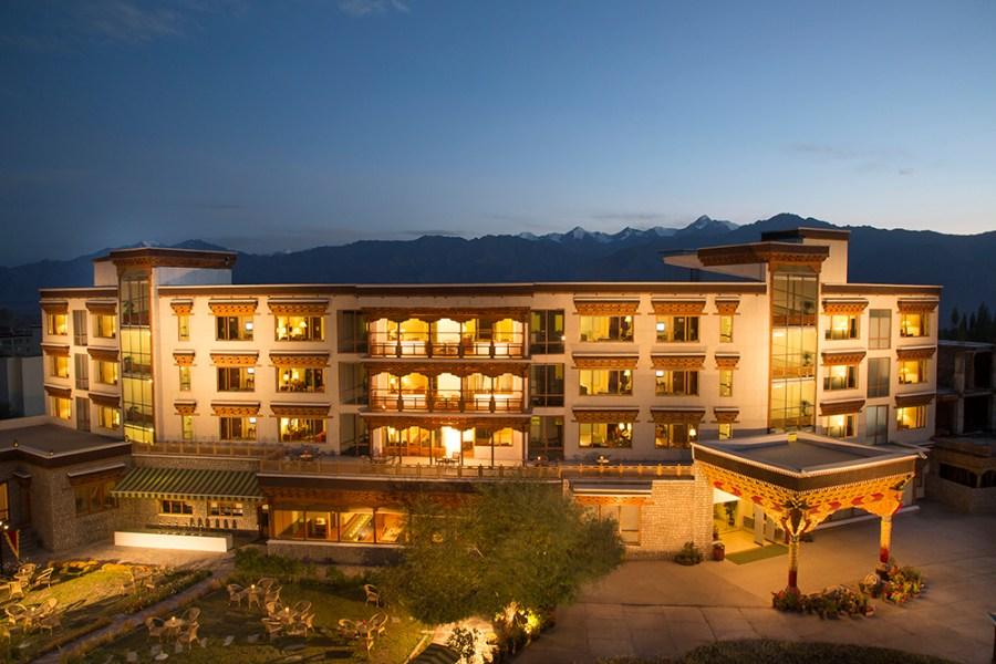 The Grand Dragon Hotel Ladakh
