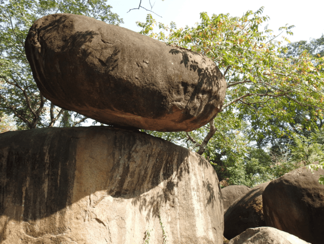 Balancing Rocks at Jabalpur