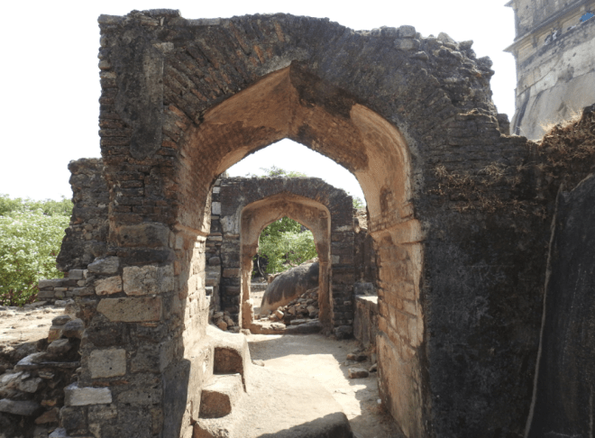 Rani Durgawati fort