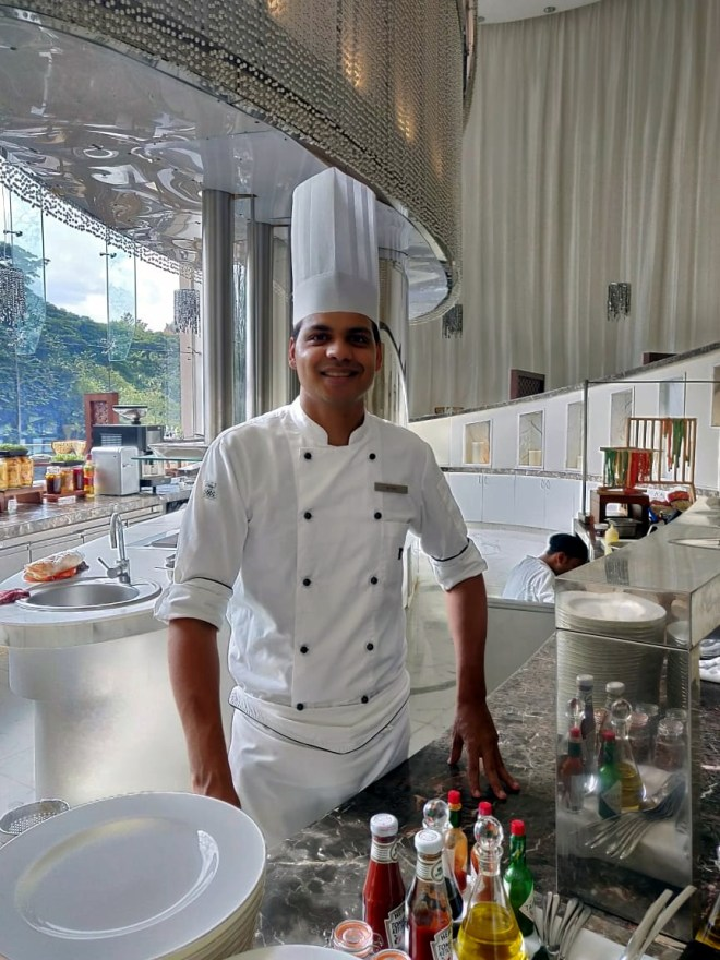 Chef Eliyaz