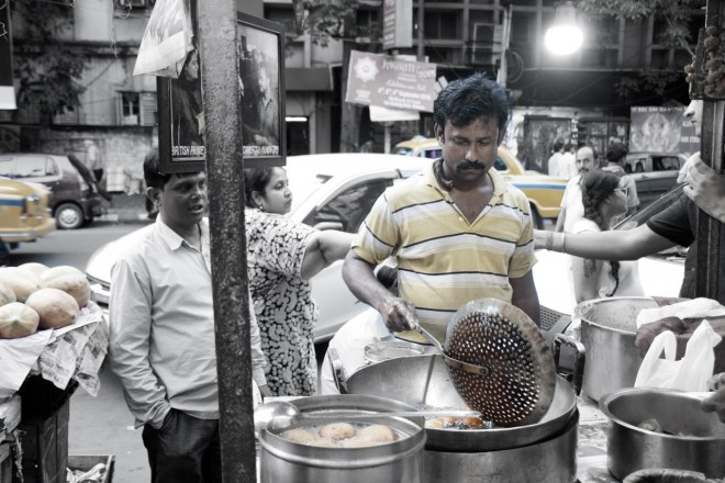 Kolkata Street food photo courtesy Avantika Saraogi Butta