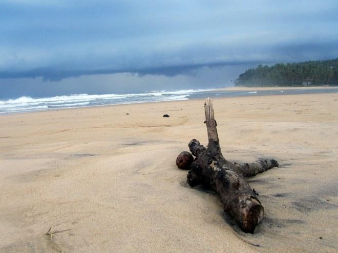 The Bekal beach