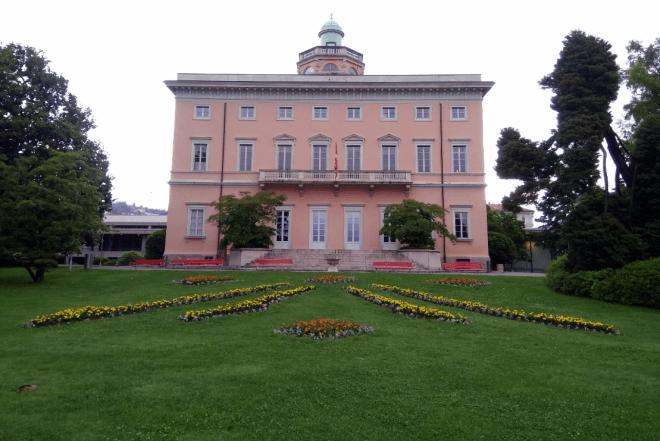 Buildings of Lugano