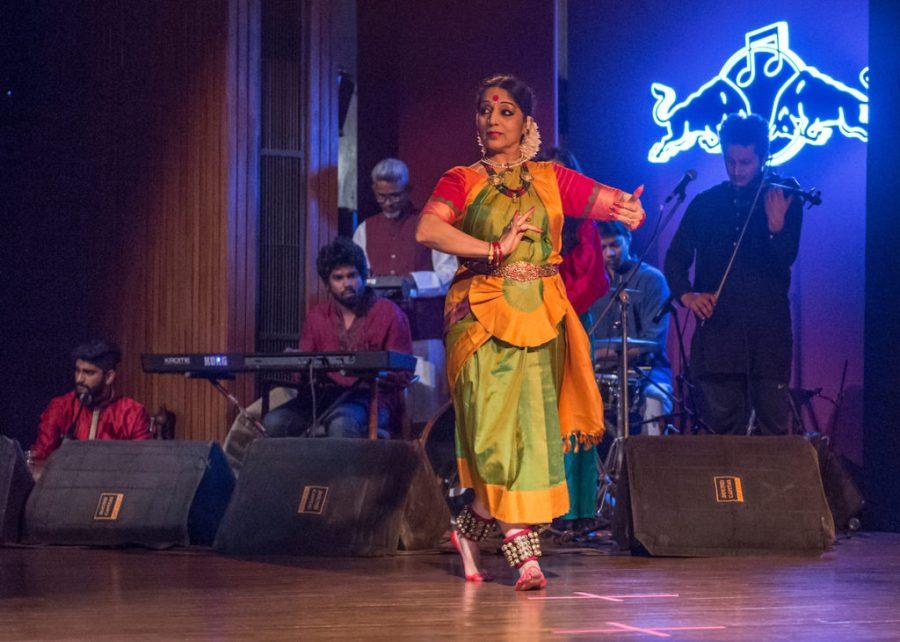 RedBull Music Presents Antariksha Sanchar