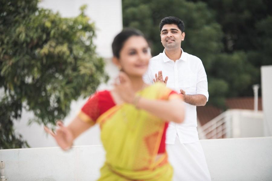Divya Ravi -Dr Sharan Subramanian