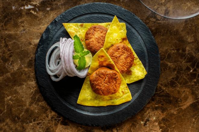 Galouti Kabab - Courtesy Conrad Bengaluru