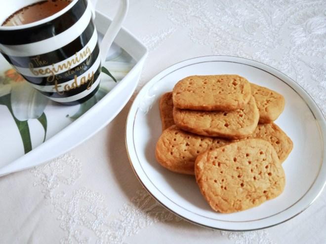 Gluten free Sourdough Gingerbread Cookies courtesy Sushma Reddy