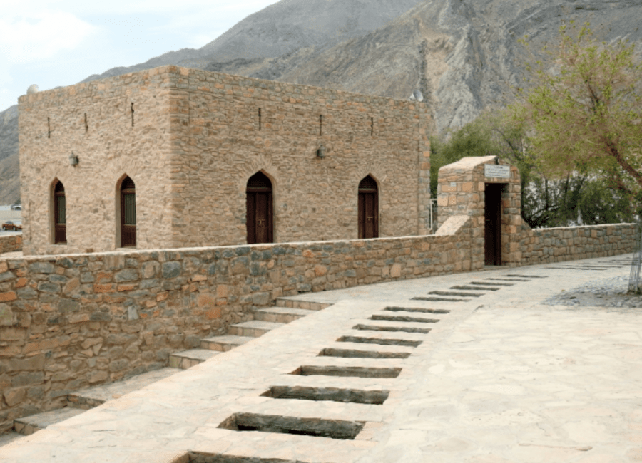 Nizwa's water systems Aflaj