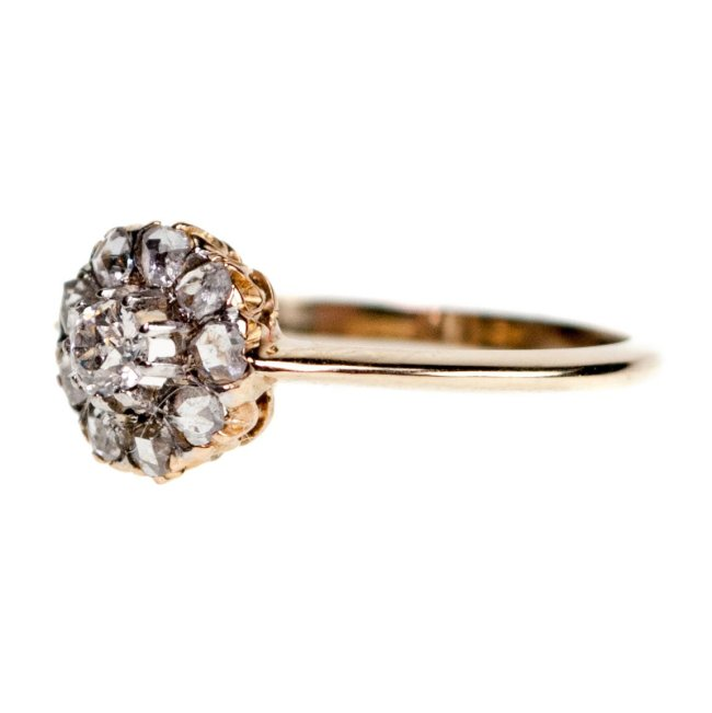 Diamond, Gold Ring 1835GM Image2