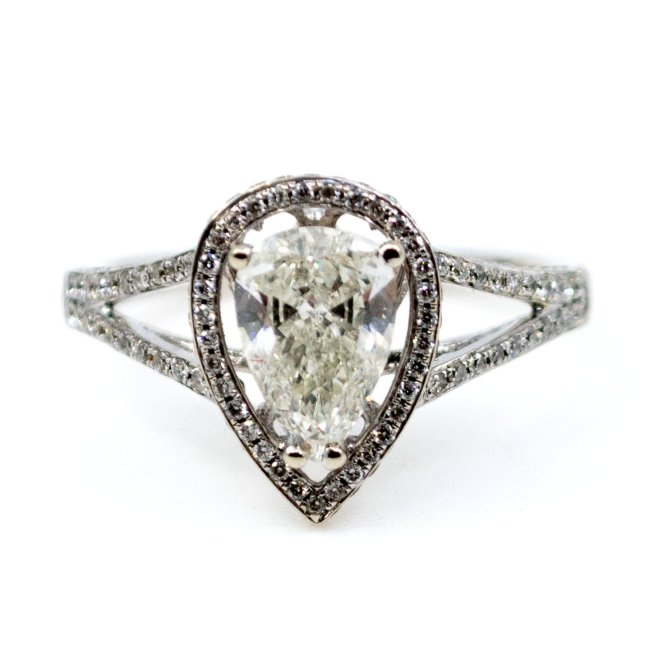 Diamond, Gold Ring 1894GM Image1
