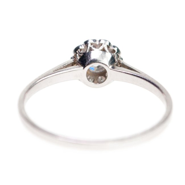 Diamond, Platinum Ring 4767AP Image3