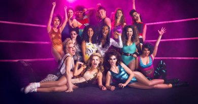 The cast of GLOW