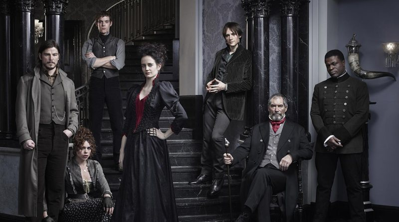 Main players in Penny Dreadful