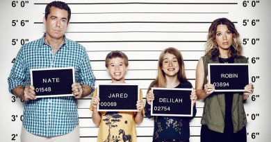Nate, Robin and their kids from The Detour