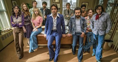 The main cast of Vinyl from HBO