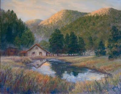 Mayhill Mountain Home