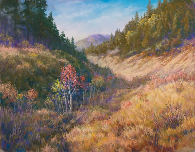 Touch of Fall, Cloudcroft