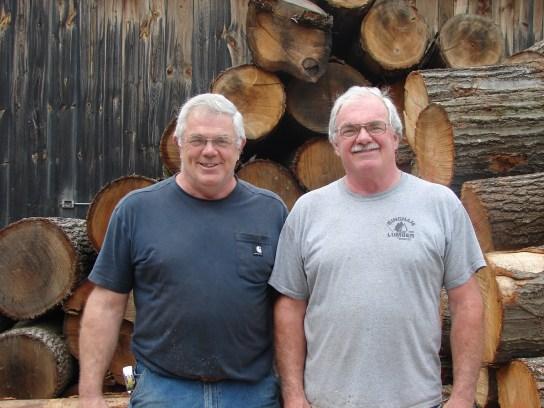 David Bingham Sr. and Donald Bingham