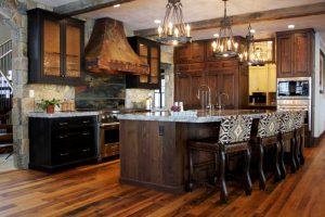 Reclaimed Oak Barn Board Flooring