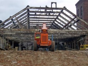 Bingham Lumber works with salvage professionals around the country to source our reclaimed stock.