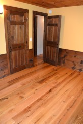Classic Wide Plank Oak Flooring