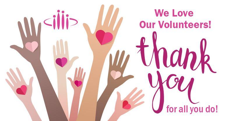 We Love Our Volunteers! Bingham Memorial Hospital