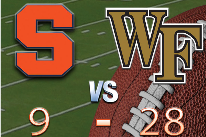 SU vs Wake Forest scoreboard-118809342