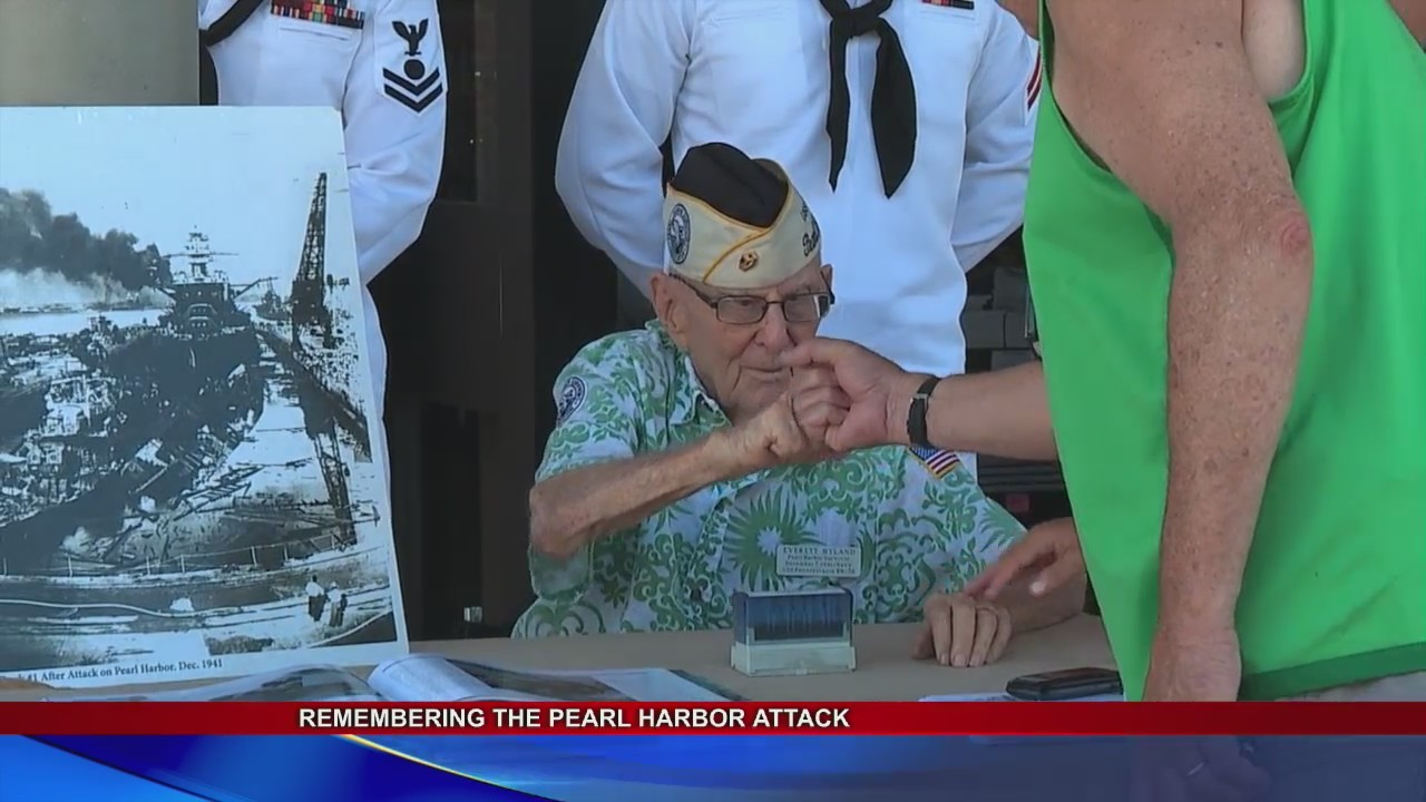 Veteran's Voices: Pearl Harbor Survivor, Everett Hyland