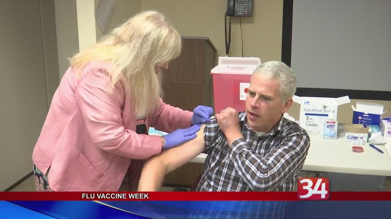 Flu Vaccine Week