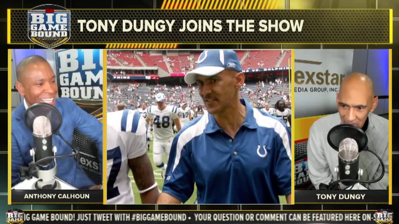 "Tony Dungy shares Peyton Manning story about ""family day"""