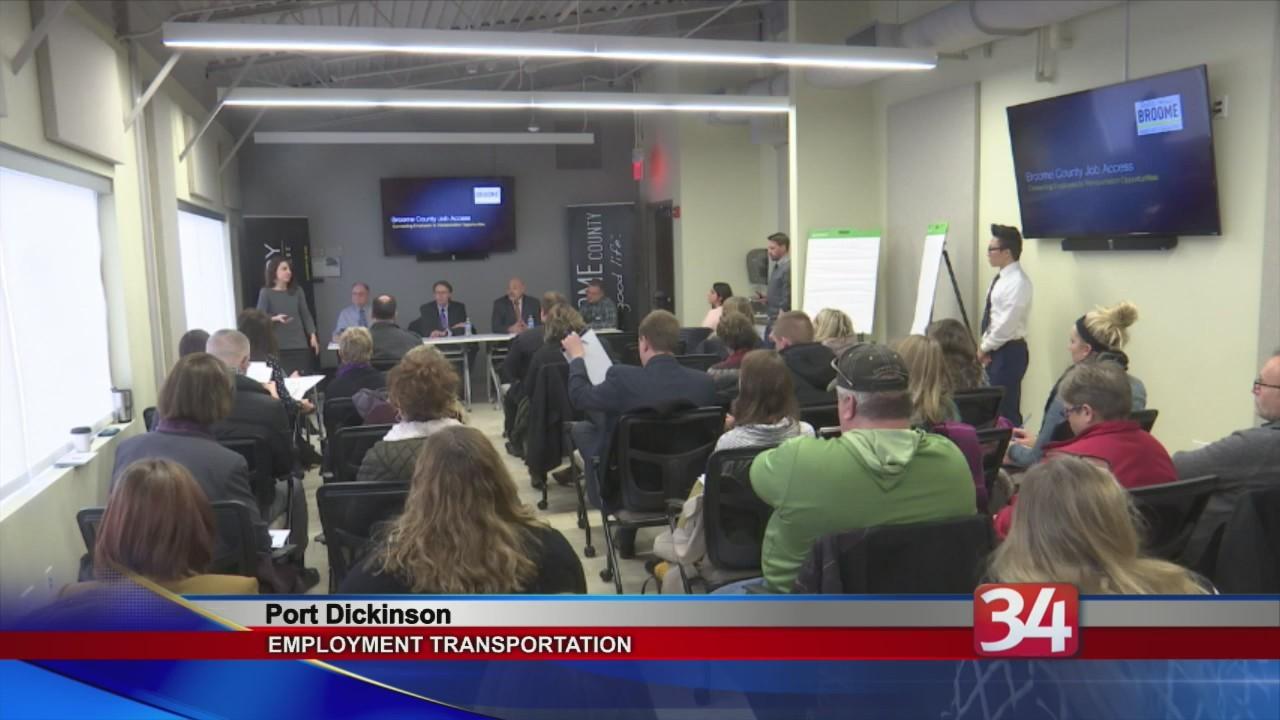 Employment Transportation Discussion