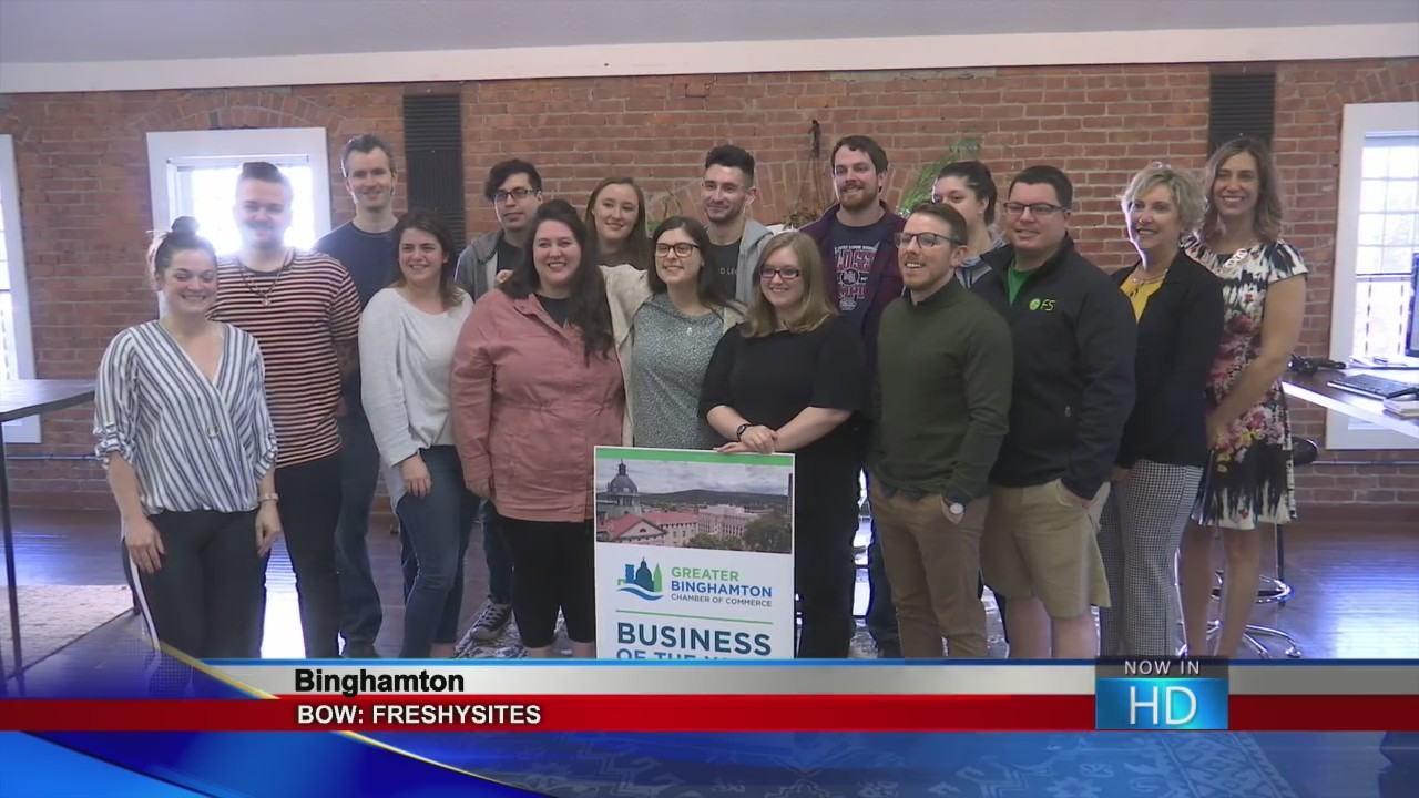 Business of the Week: FreshySites