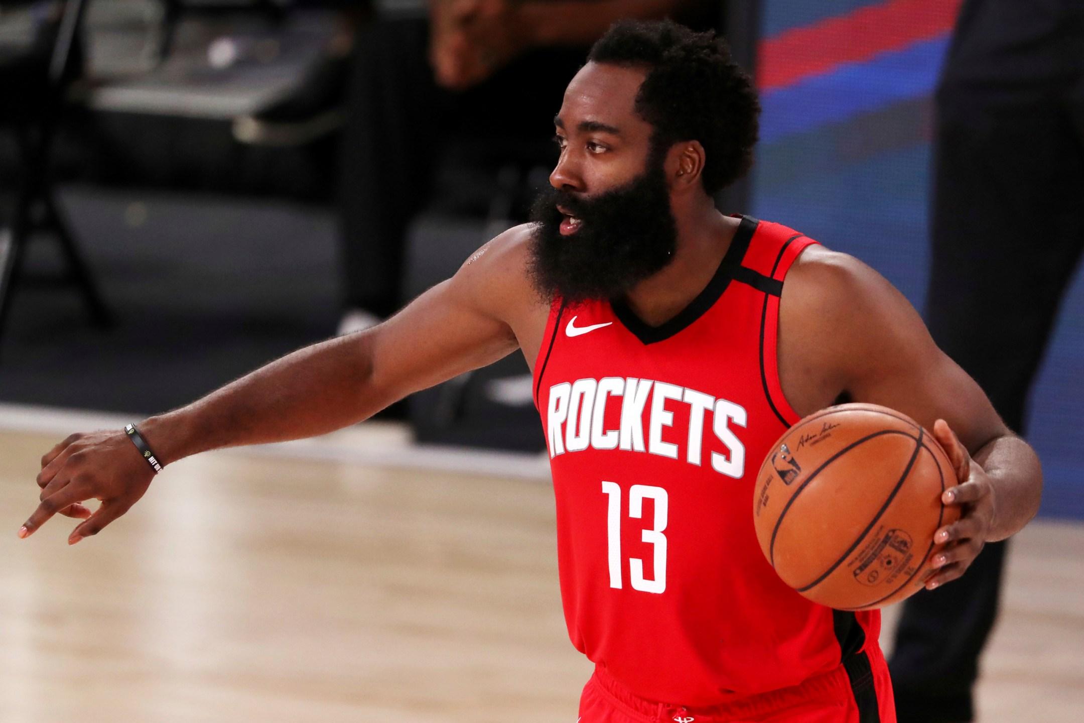 Harden Has 49 To Lead Rockets Over Mavericks 153 149 In Ot