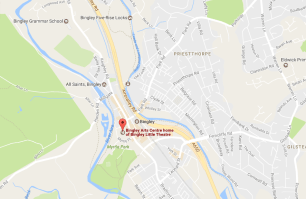 BingleyBusinessExpo Map
