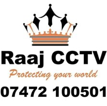 Raaj CCTV Logo