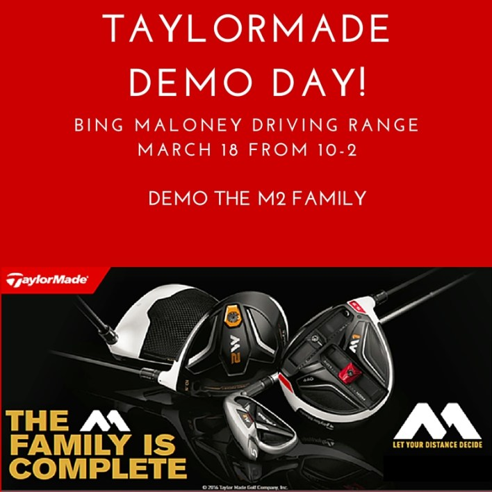 TaylorMade Demo Day