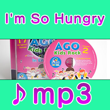 I'm-So-Hungry esl kids song download
