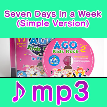 Seven-Days-in-a-Week-(Simple-Version) esl kids song mp3 download