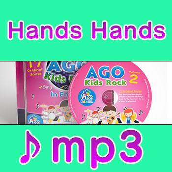 hands-hands mp3 esl kids song