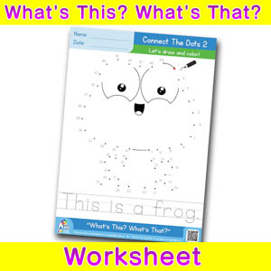 Whats this whats that worksheet connect the dots 2