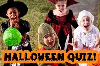 Kids Halloween Quiz