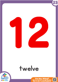 How Many Witches? - twelve
