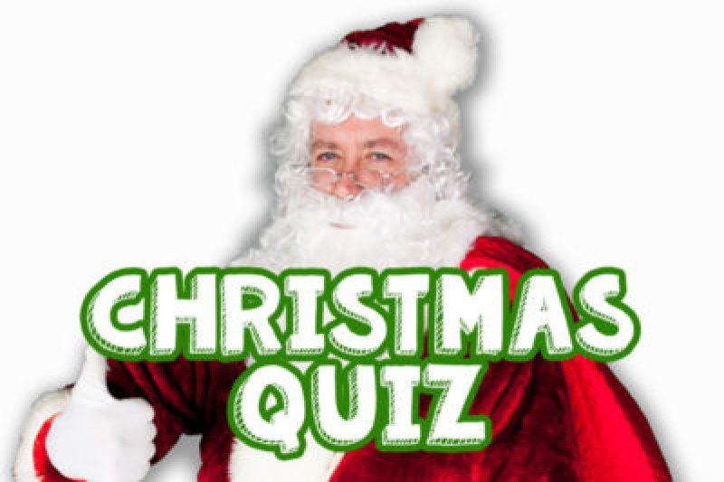BINGOBONGO 2017 Christmas Quiz