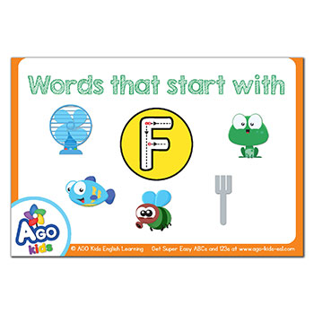 FREE Flashcards that start with the letter F
