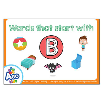 FREE Flashcards that start with the letter B