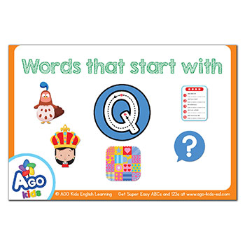 FREE Flashcards that start with the letter Q