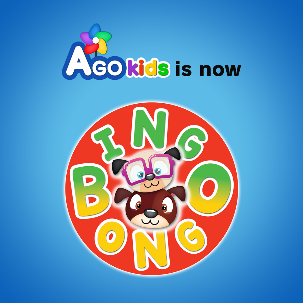 AGO Kids English Learning is now BINGOBONGO! - BINGOBONGO