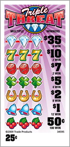 Pull Tabs   Bingo King  Trade Products