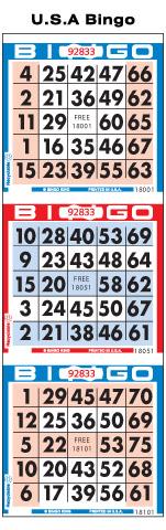 Paper Gt Preprint Pattern Bingo King Trade Products