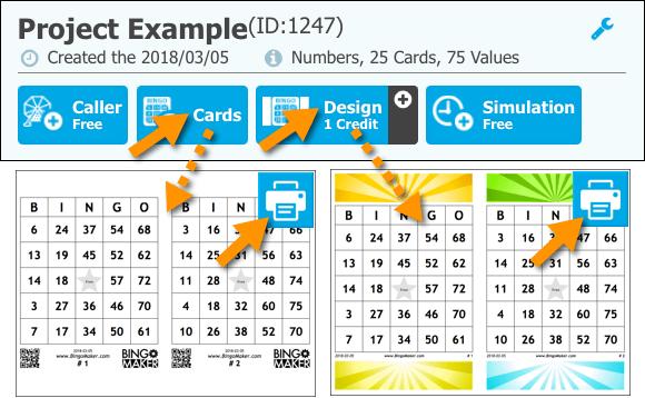 Print Bingo Cards